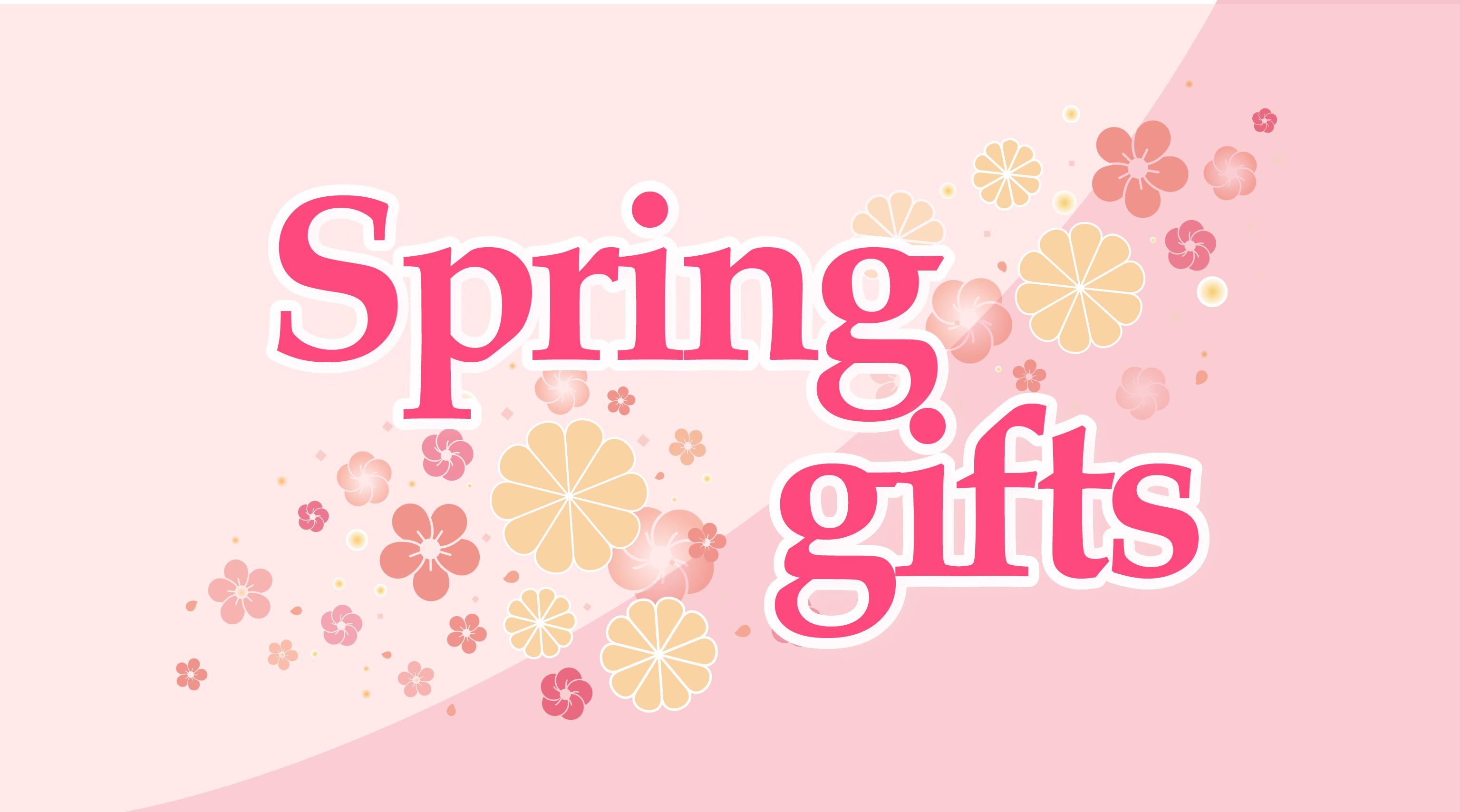 Spring Gift 2021